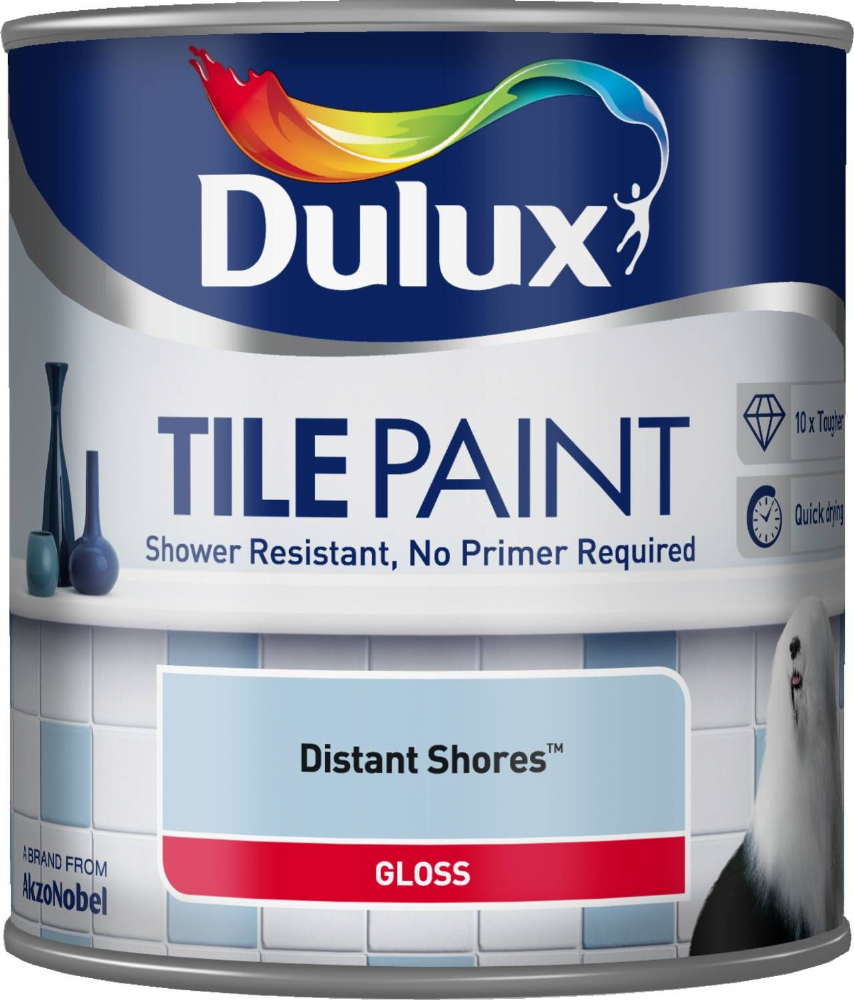 Dulux Tile Paint 600ml